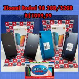 Xiaomi Redmi 9A 32GB Novo Com Garantia