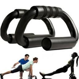 Par Apoio Flexão De Braço Suporte Fixo Push Up Fitness