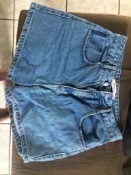 Short Jeans ALCANCE