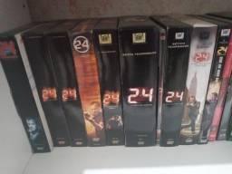 24 horas seriado completo 8 temporadas + Live another day + filme (Jack Bauer)