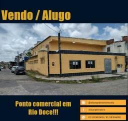 Ponto comercial em Rio Doce disponível para Venda ou Aluguel !!!