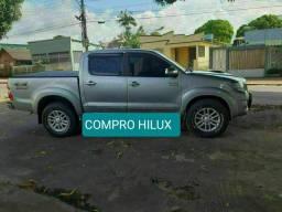 COMPRO HILUX SRV OU SRX 2015 OU 2020