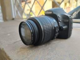 Câmera Nikon D3200 24MP FullHD