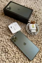 iPhone 11 Pro Max 64GB / Verde Meia Noite