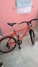 Bike Mônaco toda em alumínio
