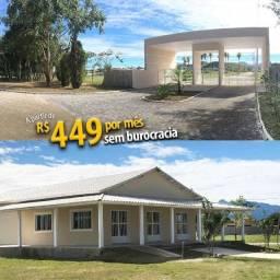 Título do anúncio: Novo Empreendimento R$ 499,00 mensais Papucaia Cachoeira de Macacu R.J