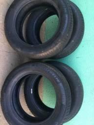 Pneu Michelin novo 350 cada pneu