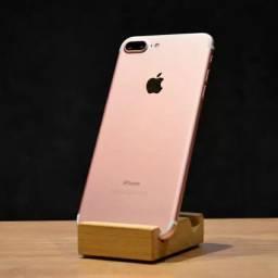 iPhone 7 plus 128gb semi novo Parcelado