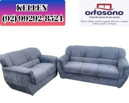 sofá de 2 e 3 lugares- entregamos hoje  11
