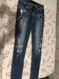 Calça jeans Damyller, 36,