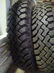 Vendo Par de pneus Pirelli Rural aro 16 (NUNCA RODOU)