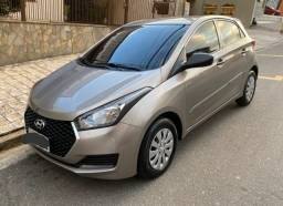 Hyundai Hb20 1.0 2019 baixa km único dono