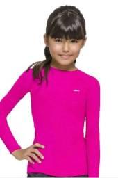 Camisa proteção UV 50+ Infantil
