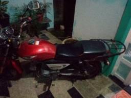 Super-50cc vermelha