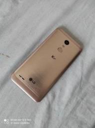 LG k11 plus impressão digital 32Gb