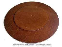Suporte giratório centro de mesa