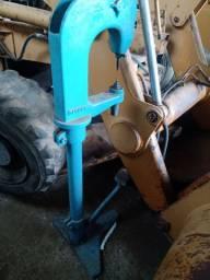 Rebitadeira de lona de freio