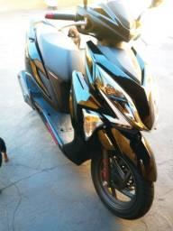 Moto honda elite usada