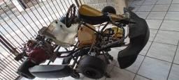 Kart competição