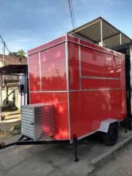 Treiler/Ford truck