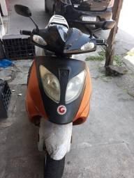 Moto moto 125 garinne ano 2016