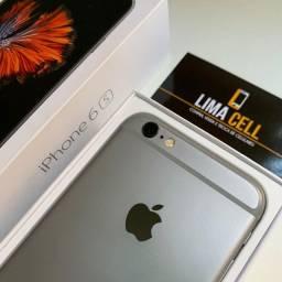 iPhone 6s 32GB Space Gray, Seminovo sem detalhes na caixa com Garantia