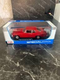 Maisto Special Edition Chevrolet Nova Ss 1970 1:18 Miniatura Réplica