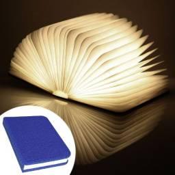 Luminária Livro sem fio BookLight 7 Cores