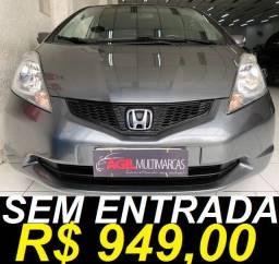 Honda Fit Ex 1.5 Flex 2011 Automático Ùnico Dono