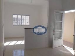 Casa com 2 dormitórios à venda, 55 m² por R$ 120.000,00 - Água Branca III - Araçatuba/SP