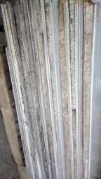 Painéis e placas de camara Frigorífica isolantes de Ps de 5 cm média  temperatura