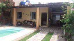 Título do anúncio: Excelente casa com piscina, lado da sombra, na Barra dos Coqueiros!