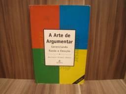Livro: A Arte de Argumentar ( Gerenciando Razão e Emoção) - Autor: Antônio Suárez Abreu