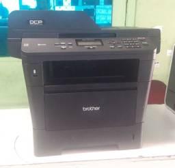 Impressora Multifuncional Brother DCP 8157DN (Entrego)