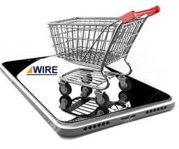 App Loja Virtual + app vendas - Tudo Integrado