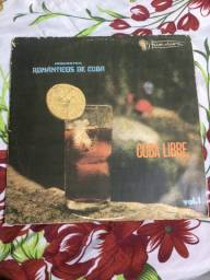Lp Vinil - Romanticos De Cuba - Cuba Libre - Vol1