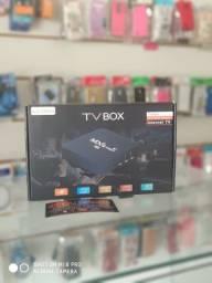 Tv box 5g novo