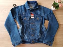 Jaquetas Jeans Femininas de Ótima Qualidade!!!