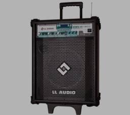 Caixa de som LLAudio  R$:1100