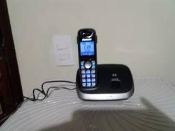 Telefone s/ fio Panasonic com Viva Voz bloq de chamadas indesejaveis
