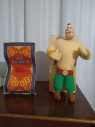Gênio Chamyto-anos 90 Nestlé -Estrela com tapete.