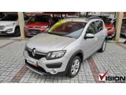 Renault Sandero 2018!! Lindo oportunidade única!!!!