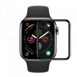 Película De Gel Para Apple Watch E Iwo8 Plus Iwo9 38 - 40 - 42 - 44mm Serie 1 2 3 4 5 6 SE