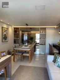 Apartamento à venda com 2 dormitórios em Setor oeste, Goiânia cod:M22AP1470