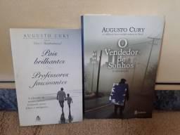 Combo Augusto Cury e Fábio de Melo