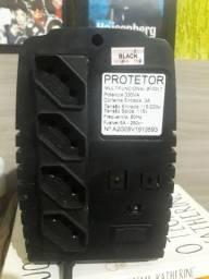Estabilizador multifuncional bivolt 115/220v 330VA