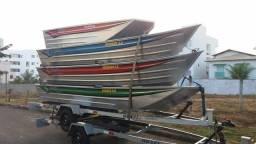 Barcos novos e semi novos