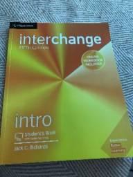 Livro de Inglês interchange fifth edition