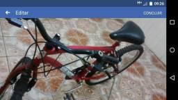 Bicicleta semi-nova Cajati SP