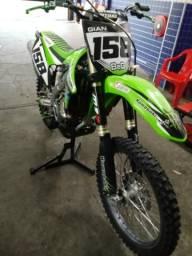 Kawasaki Kx - 2011